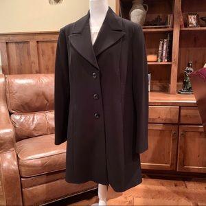 Preston & York winter dress coat